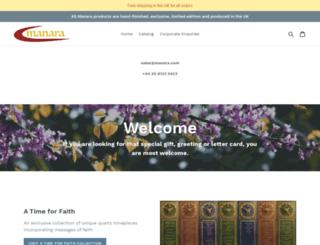 manara.com screenshot