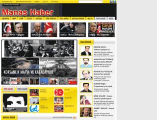 manashaber.com screenshot