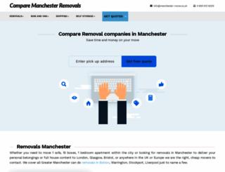 manchester-move.co.uk screenshot