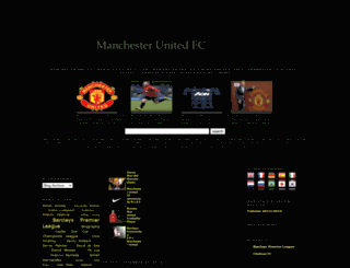 manchesterunited-fansclub.blogspot.com screenshot