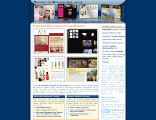 manchesterwebdesigner.co.uk screenshot