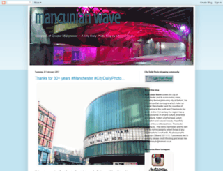 mancunianwave.blogspot.co.uk screenshot