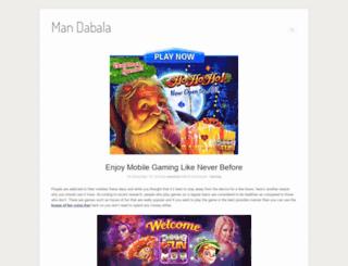 mandabala.com screenshot
