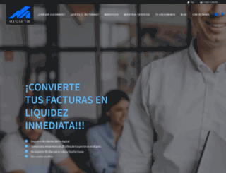 mandacob.com.ec screenshot