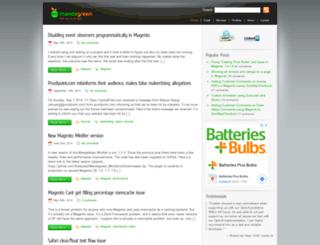 mandagreen.com screenshot