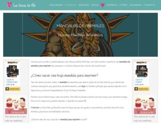 mandalasparaimprimir.com screenshot