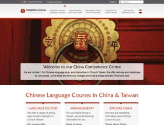 mandalingua.com screenshot