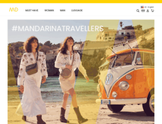 mandarinaduck.com screenshot