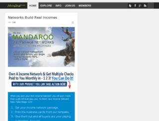 mandaroo.com screenshot