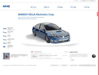 mandohella.com screenshot