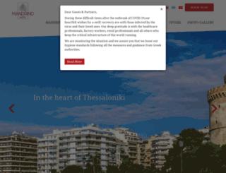 mandrino.gr screenshot