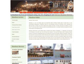 mandsauronline.com screenshot