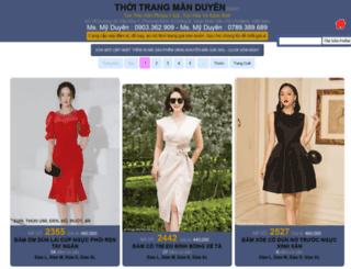 manduyen.com screenshot