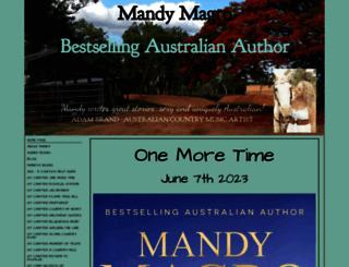 mandymagro.com screenshot