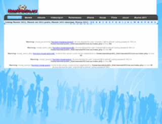 manele2011noi.eu screenshot