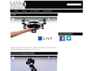 manessentials.net screenshot