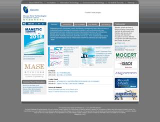 manetic.org screenshot