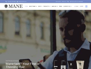 maneuk.com screenshot