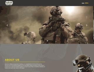 maneuveruae.com screenshot