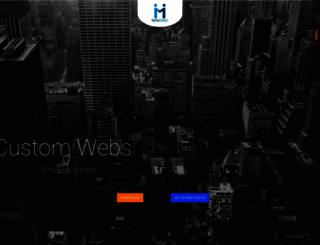 manfredinfotech.com screenshot