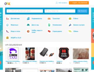 mang.slando.kz screenshot
