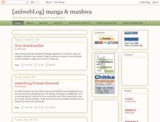 manga.aniweblog.org screenshot
