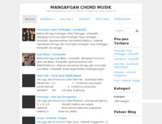 mangafgan.com screenshot