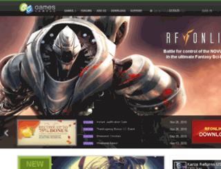 mangafighter.gamescampus.com screenshot
