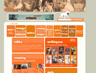 mangagate.nuxit.net screenshot