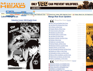 mangahead.com screenshot