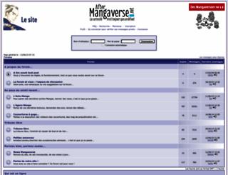 mangaverse.net screenshot