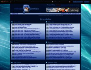 mangavortex.com screenshot