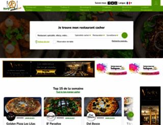 mangercacher.com screenshot