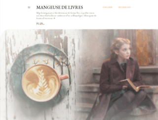 mangeusedelivre.blogspot.fr screenshot