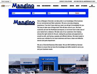 manginochevy.worktrucksolutions.com screenshot