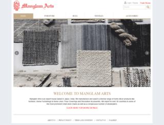 manglam.com screenshot