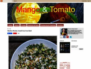 mangotomato.com screenshot