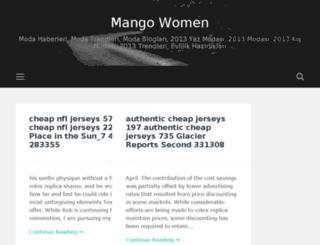 mangowomen.com screenshot