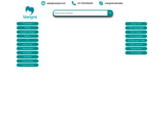 mangrol.com screenshot