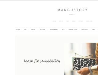 mangustory.com screenshot