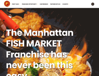 manhattanfishmarket.com screenshot