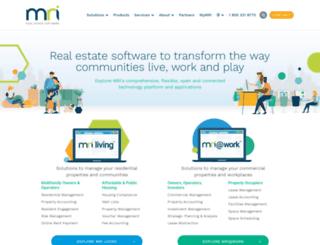 manhattansoftware.com screenshot