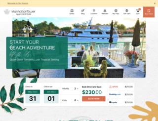 manhattantowerfl.com screenshot