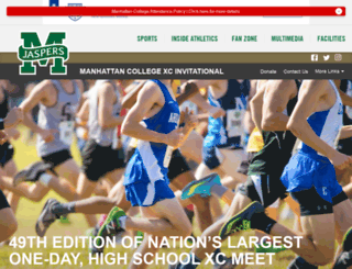 manhattanxcinvitational.com screenshot