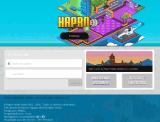 maniacity.com.br screenshot