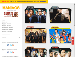 maniacsubs.co.nr screenshot