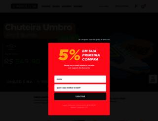 maniadefutsal.com.br screenshot