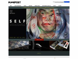 manifestgallery.org screenshot