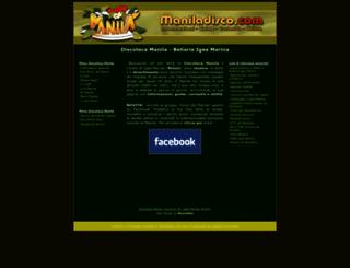 maniladisco.com screenshot