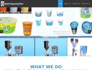 manishenggworks.com screenshot